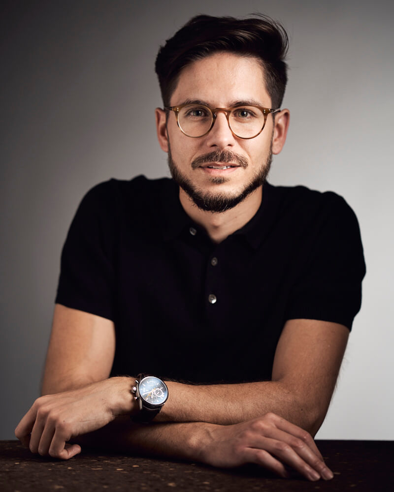 Michael Pereira - Architecte